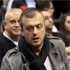 Dokazao kolika je junačina Trifunović ponovo NIJE DOŠAO na suđenje po tužbi Glišića