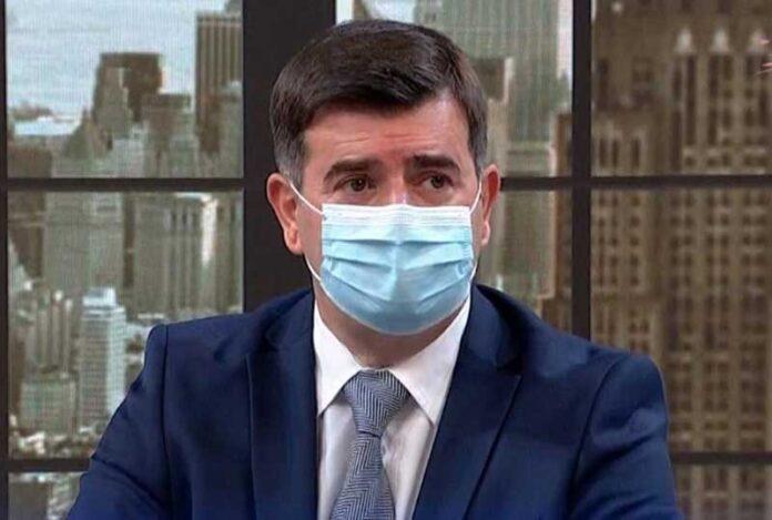 """Doktor Đerlek otkriva – """"Građani koji su primili jednu dozu vakcine, moraju da se testiraju pri ulasku u zemlju"""""""