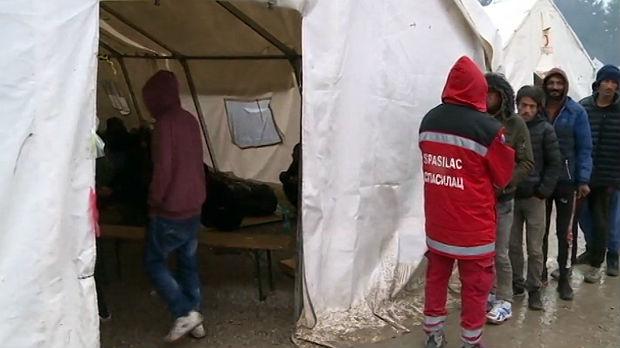 Dolazak zime dodatno ugrožava migrante