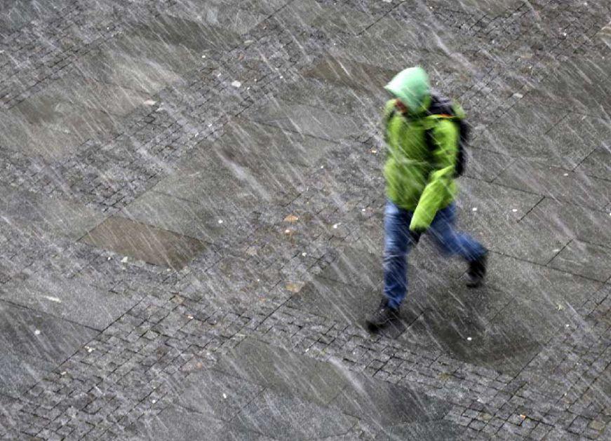 Dolazi novi hladni talas, donosi sneg