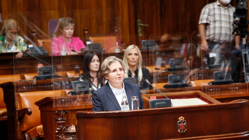 Dolovac položila zakletvu za državnog tužioca Srbije, treći mandat