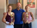 Domaćini Niš open-a osvojili titule u ženskom singlu i muškom dublu