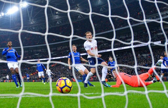 Dominacija Pevaca, četvrti vezani poraz Evertona