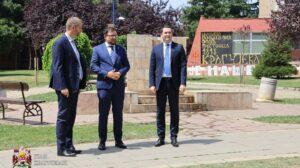 Donacija Poljske za uređenje zelene površine u Kragujevcu