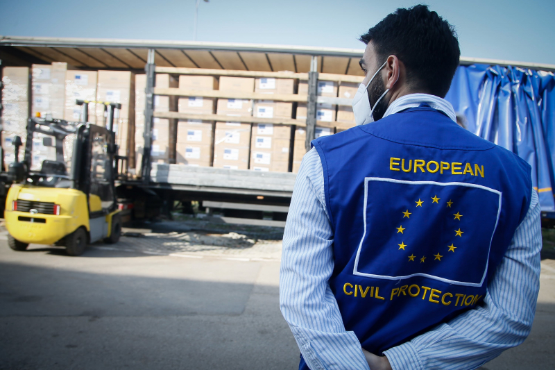 Donacija medicinske zaštitne opreme u sklopu Mehanizma civilne zaštite EU