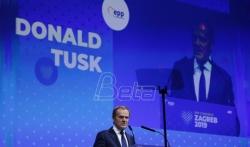 Donald Tusk novi predsednik Evropske narodne partije