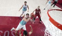 Dončić i Dragić odveli Sloveniju u polufinale Olimpijski igara