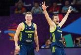 Dončić imao više asistencija nego svi Hrvati zajedno – pobeda Slovenije