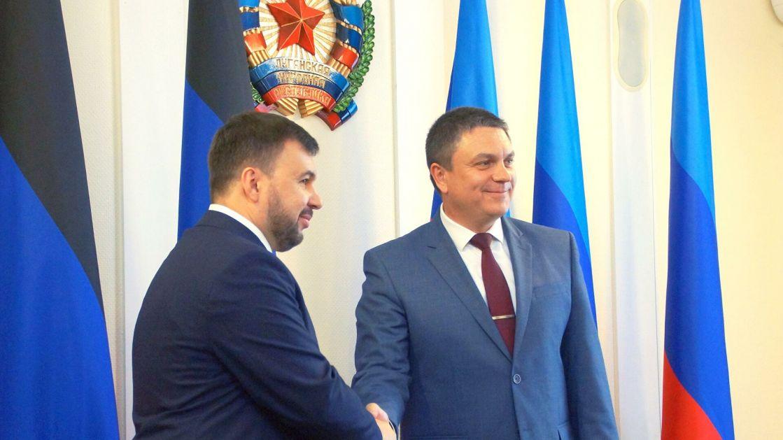 Donjecka i Luganska Narodna Republika potpisale sporazum o stvaranju jedinstvenog carinskog prostora