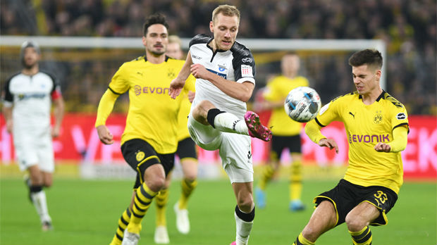 Dortmund izvukao bod protiv fenjeraša