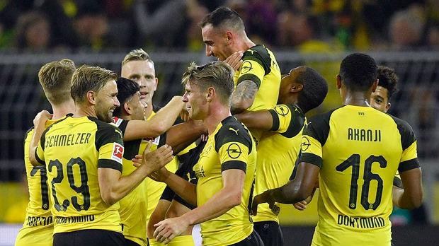 Dortmund siguran protiv Ajtrahta