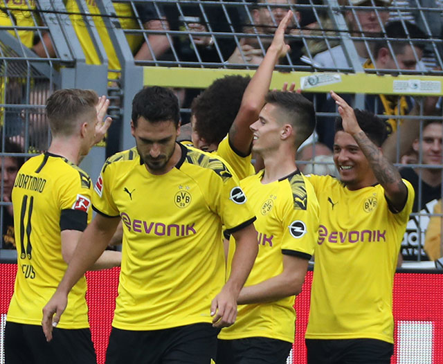 Dortmundov problem - Humels!