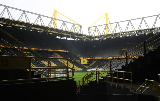 Dortmundov stadion koristiće se kao privremena bolnica