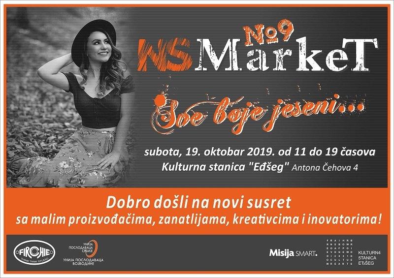 Doživi sve boje jeseni na NS Marketu