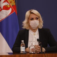 Dr Darija stupila na dužnost: Obavljena primopredaja i u Ministarstvu za rad