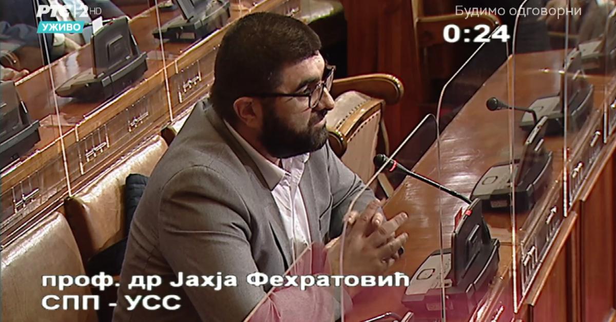 Dr. Fehratović zahtjeva od države da riješi problem malinara iz Priboja