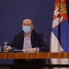 Dr Gojković izneo važne podatke o koroni u Srbiji: Otkrio šta nam donosi zimski period!