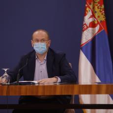 Dr Gojković se oglasio! Saopštio najnovije informacije o stanju sa korona virusom u Vojvodini