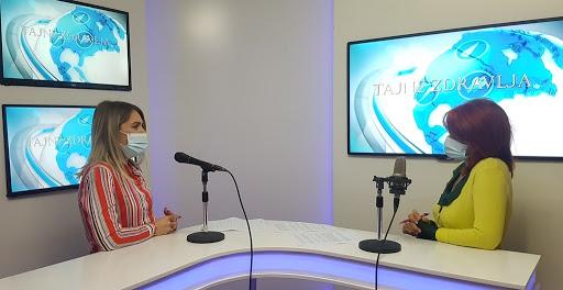 Dr Idrizović: Pandemija korona virusa svakog zdravstvenog radnika učinila je jačim (video)