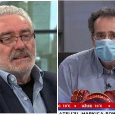 Dr Janković rešio da odgovori svom učitelju dr Nestoroviću: Sukob oko kolektivnog zaražavanja ne jenjava