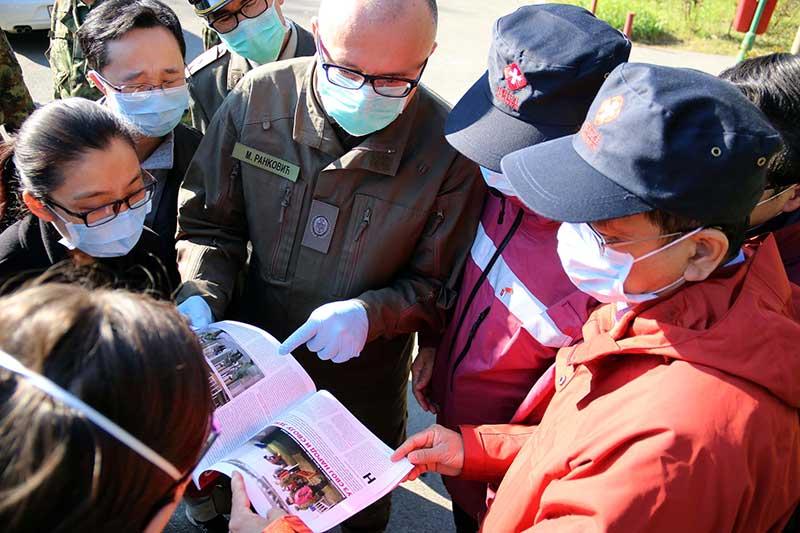Dr Peng Džićiang: Samo zajedničkom društvenom akcijom uspeli smo da pobedimo ovaj virus