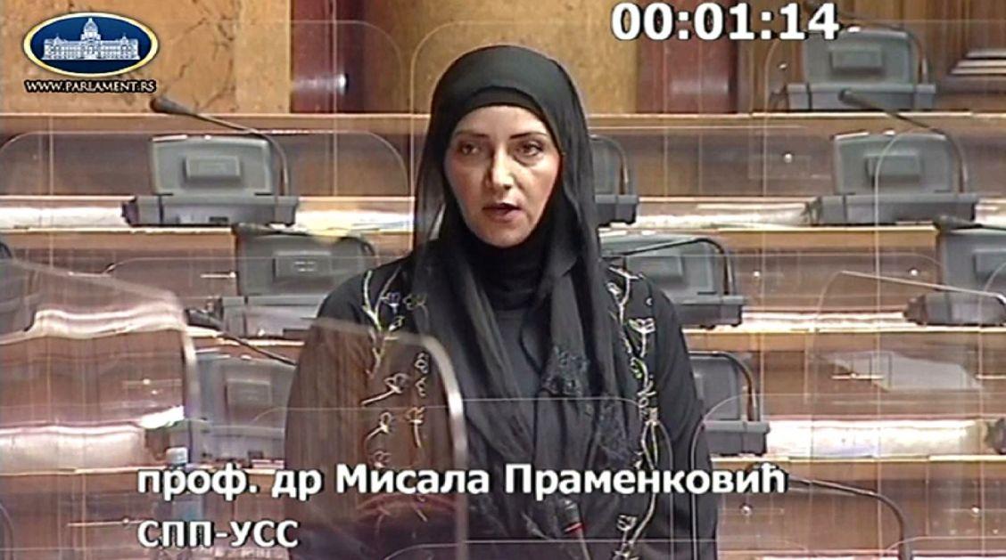 Dr. Pramenković: Obezbjediti veću zastupljenost žena u upravnim i nadzornim odborima