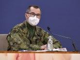 Dr Udovičić Kriznom štabu: Epidemija je van kontrole