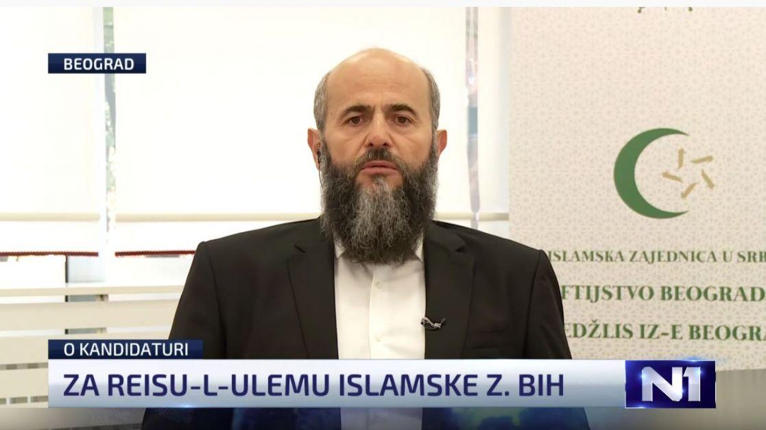 Dr. Zukorlić o kandidaturi za reisu-l-ulemu: IZ BiH treba da dovrši svoju emancipaciju u odnosu na politiku