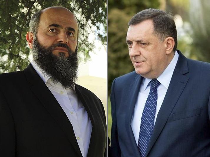 Dr. Zukorlić statusom usijao region – 'Ako budem novi reis Dodik neće moći cijepati Bosnu, inšaAllah'