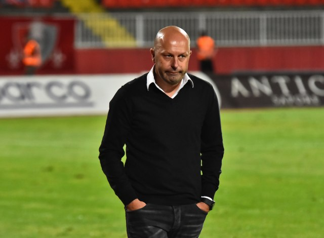 Dragan Aničić ponovo na klupi Mačve