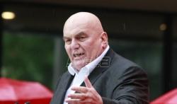 Dragan Marković Palma dao iskaz u jagodinskoj policiji povodom optužbi za podvodjenje maloletnica