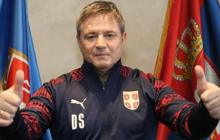 Dragan Stojković - Piksi selektpor Srbije