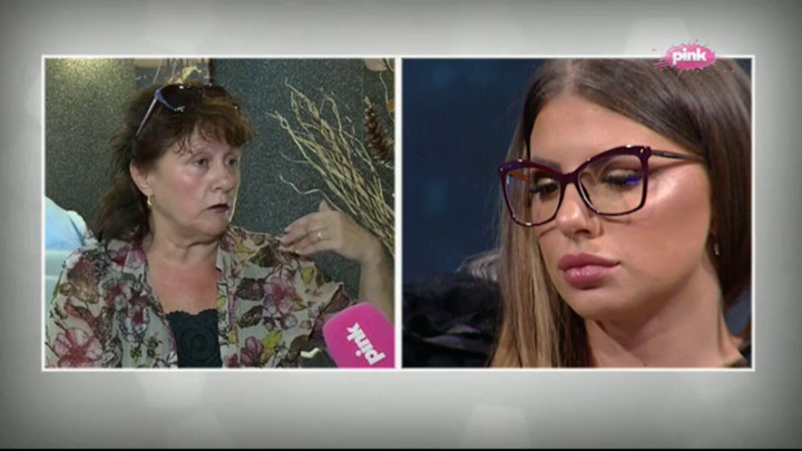 Dragana lila GORKE SUZE dok je njena majka govorila: Od Sinišine bivše žene smo saznali da se zabavljaju, upoznali smo ga kad je ona ostala trudna! (VIDEO)