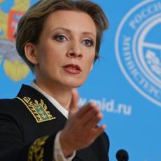 Dragi prijatelju... Zaharova PONIZILA ukrajinskog ministra: Ući ćete TENKOVIMA U MOSKVU, ali onu u AMERICI!