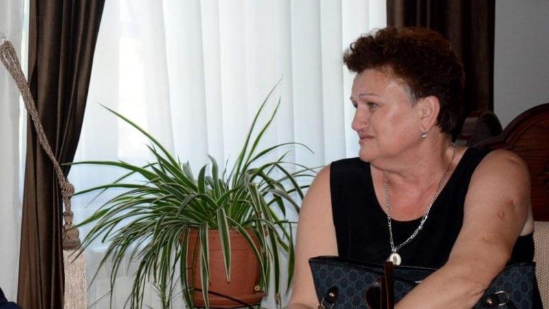Dragica Gašić, povratnica na Kosovo, tvrdi da joj je opljačkan stan