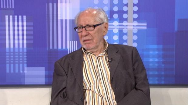 Dragoslav Mihailović za RTS: Imam hrabrost za pisanje, važno je biti otvoren