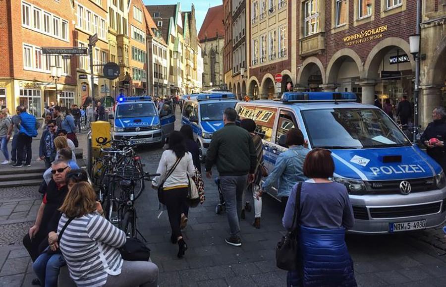 Drama u Njemačkoj: Automobilom uletio među pješake, dvije osobe preminule