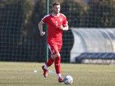 Drezgić: Nadam se golu protiv Partizana