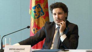 Dritan Abazovič: Vlada nije švedski sto