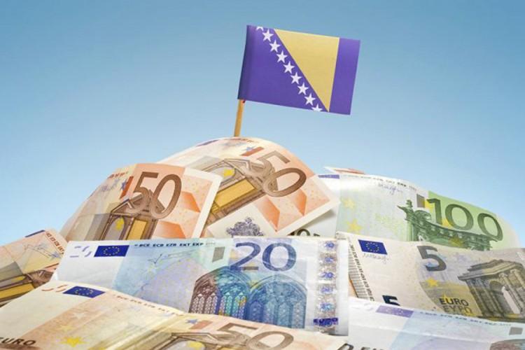 Druga tranša finansijske pomoći EU za BiH uslovljena reformama