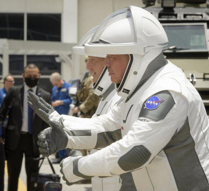 Astronauti NASA poleteli ka međunarodnoj svemirskoj stanici
