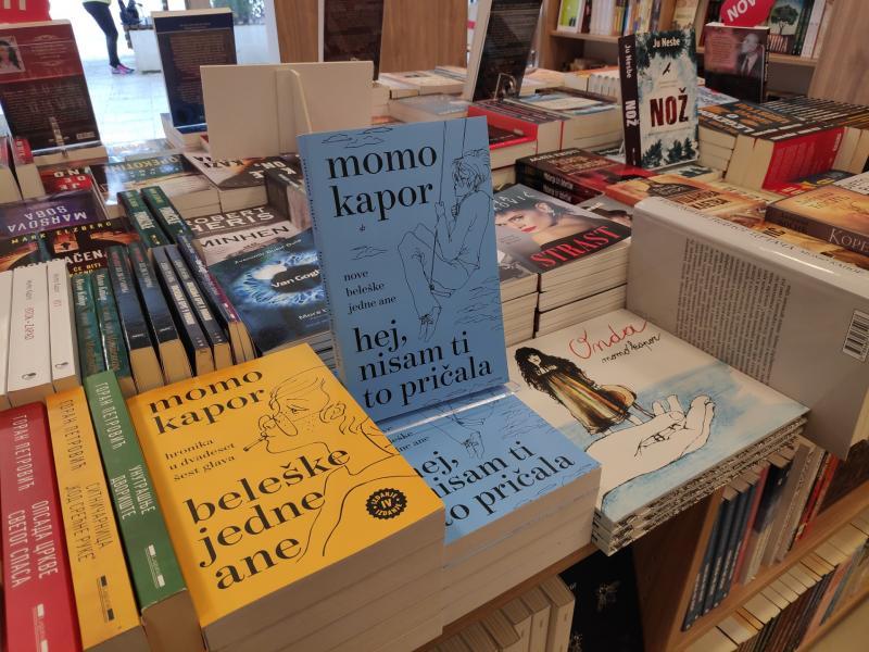 Druženje s piscima i popusti za Noć knjige u Leskovcu