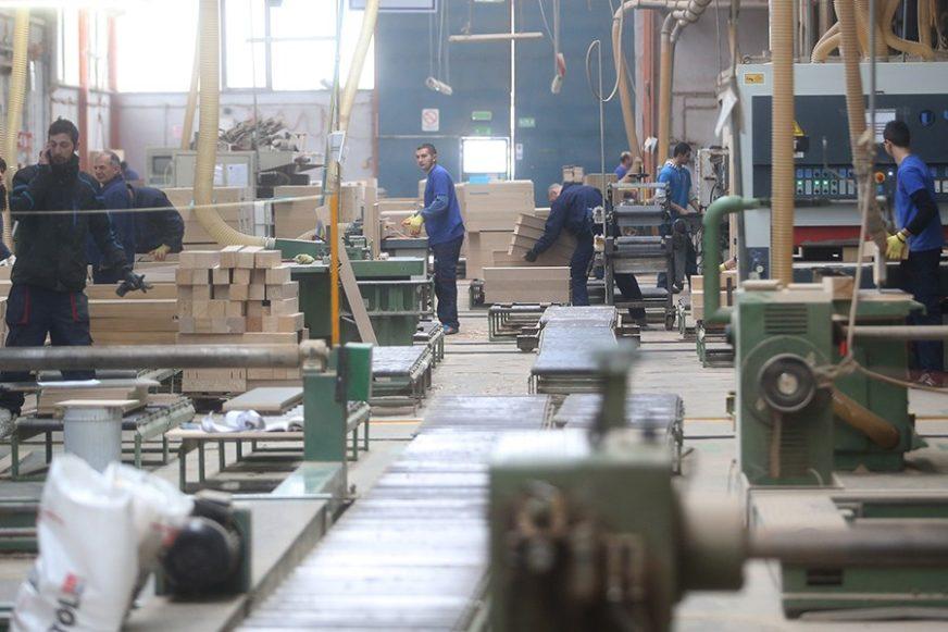 Drvna industrija jedini sektor sa suficitom u BiH