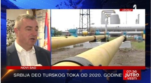 Država neće dati ni RSD za Turski tok; Amerikanci pritiskaju VIDEO
