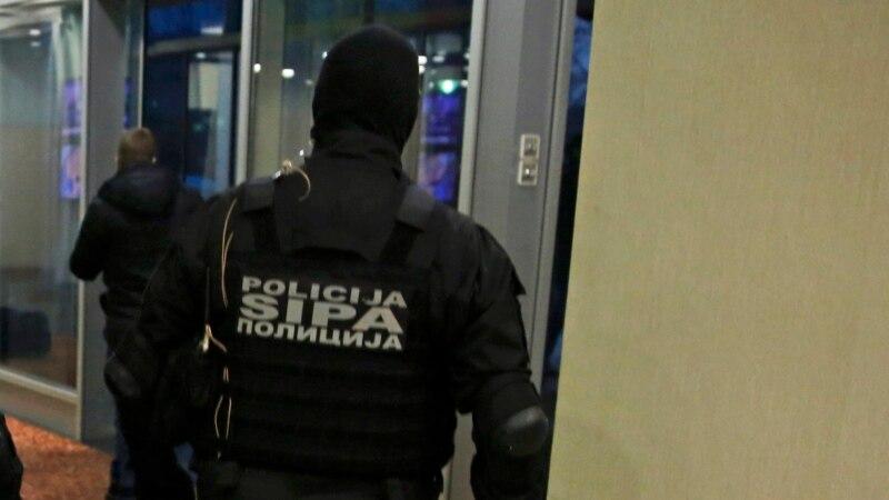 Državna agencija za istrage i zaštitu ponovo u Kliničkom centru u Sarajevu
