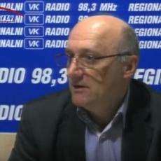 Državni sekretar Blažić ZARAŽEN KORONOM: Stanje mu je ozbiljno ali stabilno