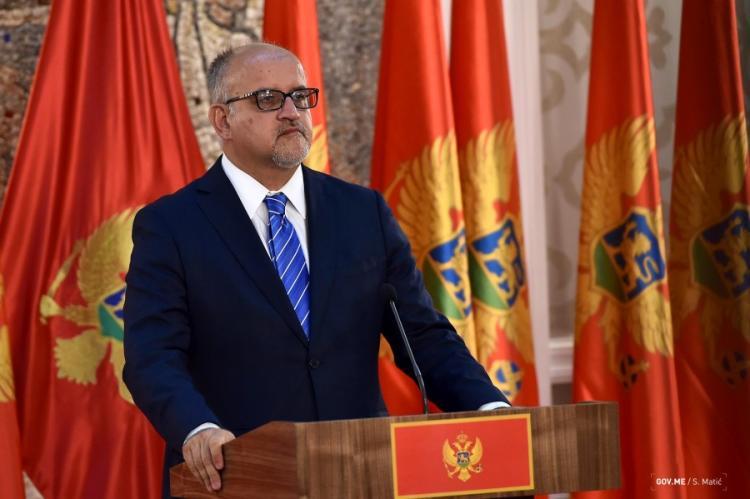 """""""Državni vrh Srbije koristi svaku priliku da u Crnoj Gori stvara ili podiže tenzije, kako bi izazvao političku nestabilnost"""""""