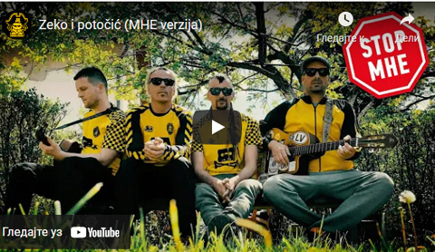 Dubioza kolektiv novom pesmom protiv mini hidroelektrana