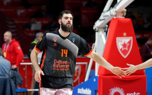 Dubljević MVP Top 16 faze Evrokupa