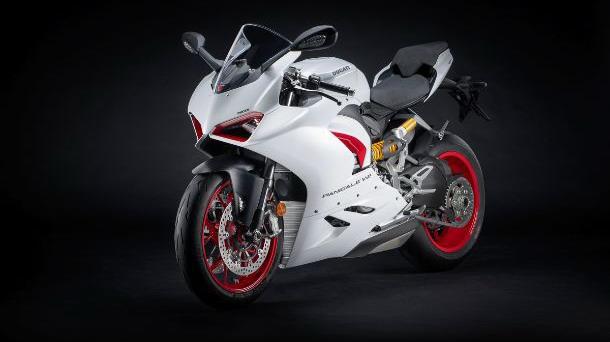 Ducati Panigale V2 dostupan i u White Rosso kombinaciji boja